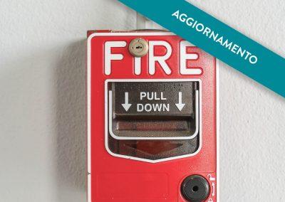 Corsi di Aggiornamento per Addetti antincendio Rischio Basso