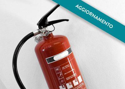 Corsi di Aggiornamento Addetti antincendio Rischio Medio
