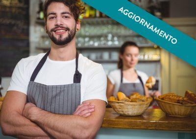 Corsi HACCP per Aggiornamento Addetti semplici