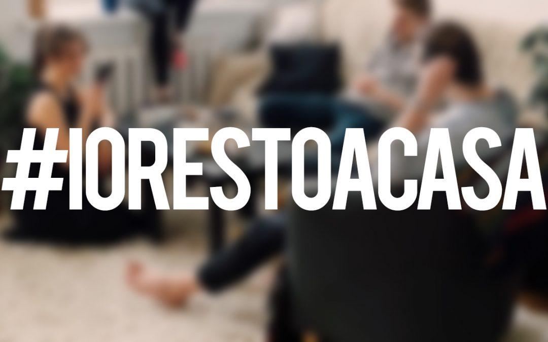 """Nuovo decreto """"#iorestoacasa"""" estende a tutta Italia le limitazioni delle aree più colpite."""